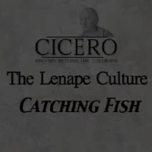 Lenape Indian Life