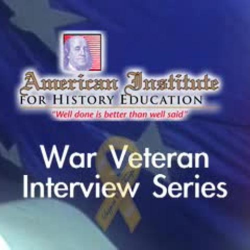 Veteran Series-Bob Buchanan