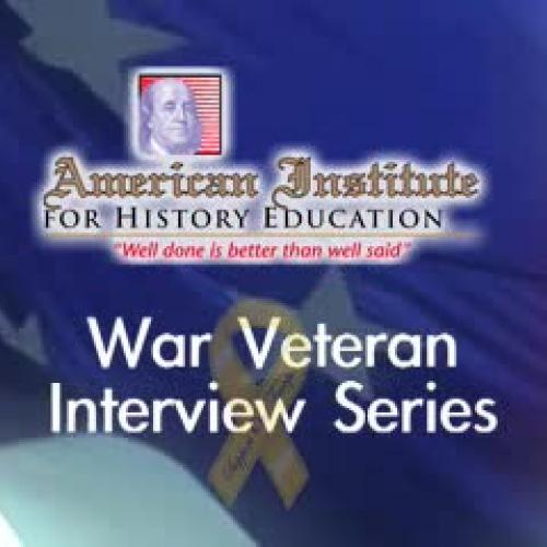Veteran Series - George Day