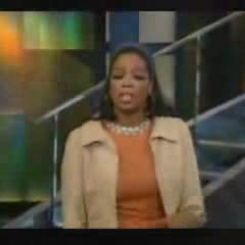 Adora on Oprah