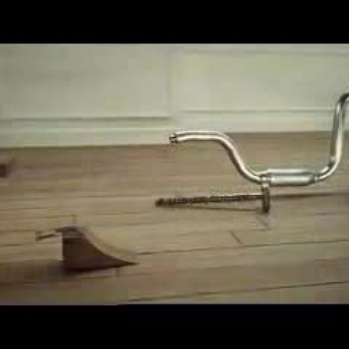 Honda Commerical with Rube Goldberg