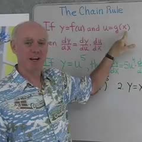 Calculus Chain Rule 1