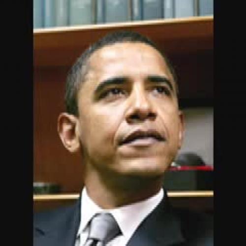 American Politics Commercial Obama