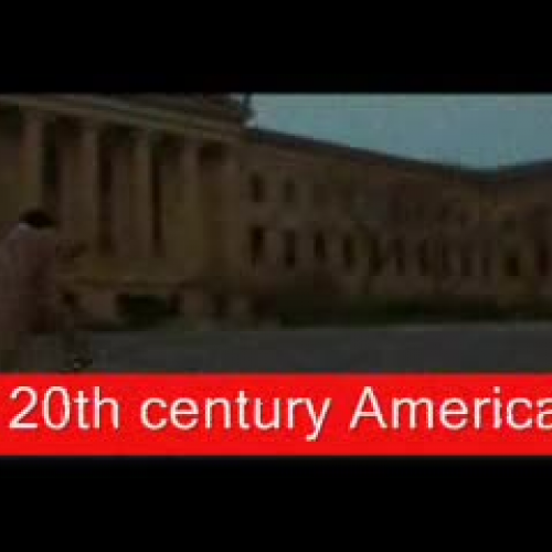 History in Film course promo