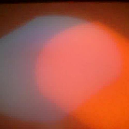 RGB Additive Light Model