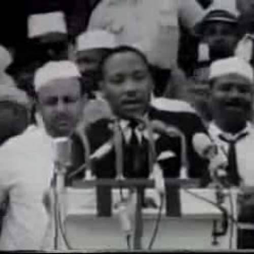 I Have A Dream Speech - Martin Luther King Jr. Video