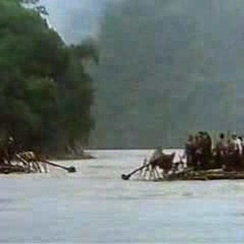 Aguirre amazon crossing
