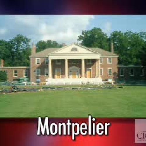 Restoring the home of President James Madison