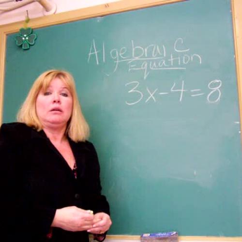 Simplified Algebra