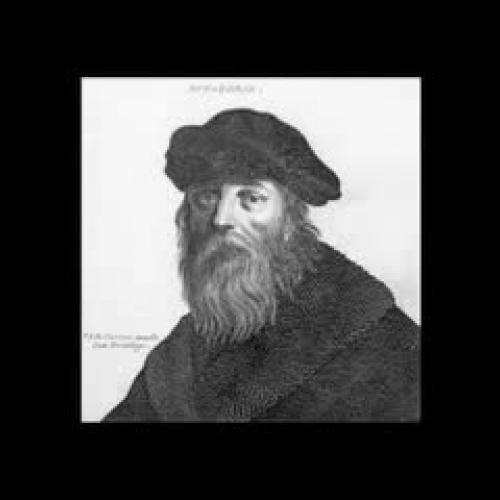 Pythagoras was a Square