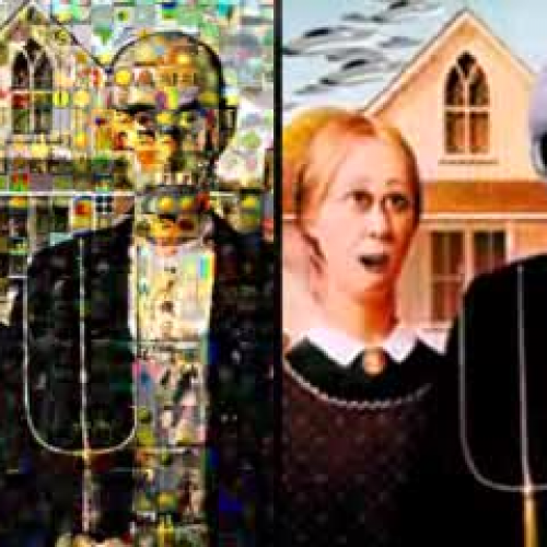 American Gothic Spoofs