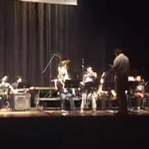 Rishel Jazz Band March08