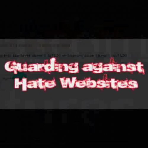 Safe Searching - Avoiding Hate Sites