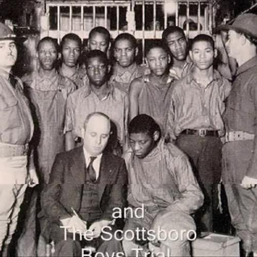 To Kill A Mockingbird Scottsboro Boys