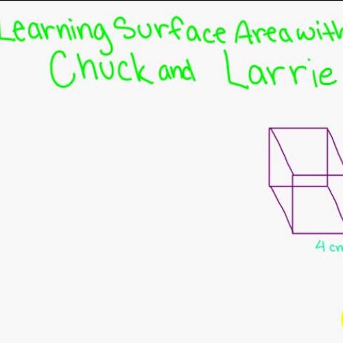 Surface Area of Rectangular Prism