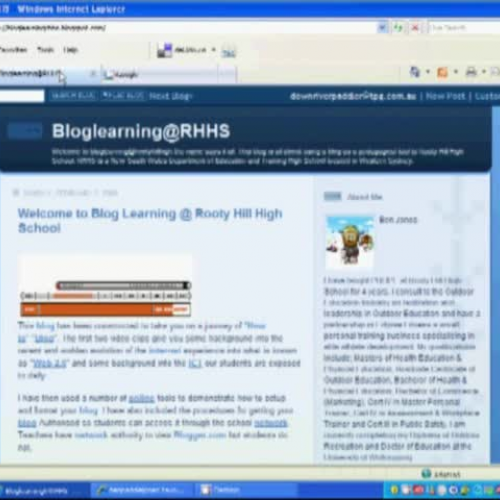 Embedding Objects into Blogger Tutorial