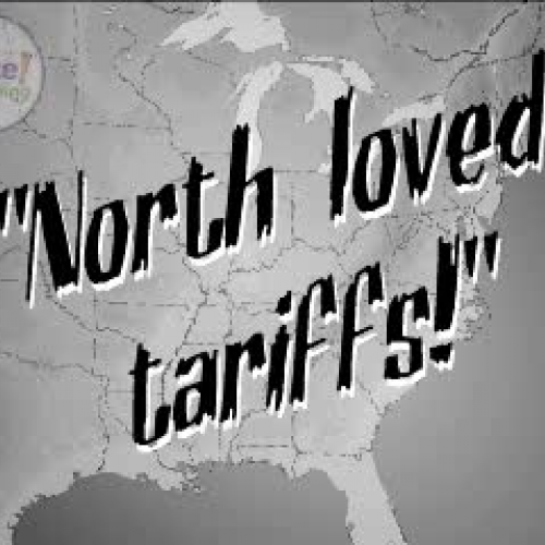The Tariff of Abominations!