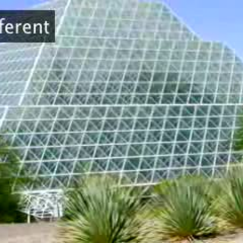Biosphere Moving toward Technology