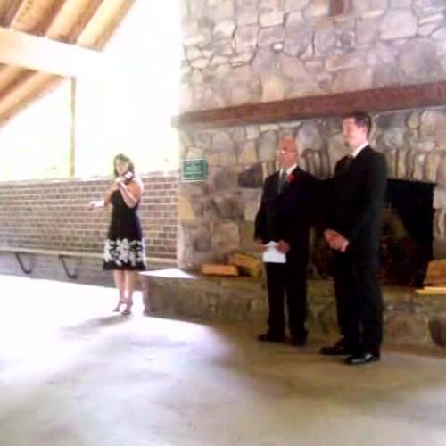 Mel Son Wedding