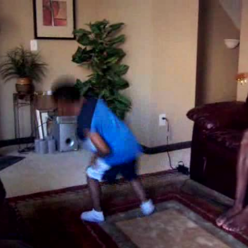 Seth Powell Dancing