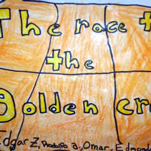 5th Grade Fairy Tales- The Race to the Golden