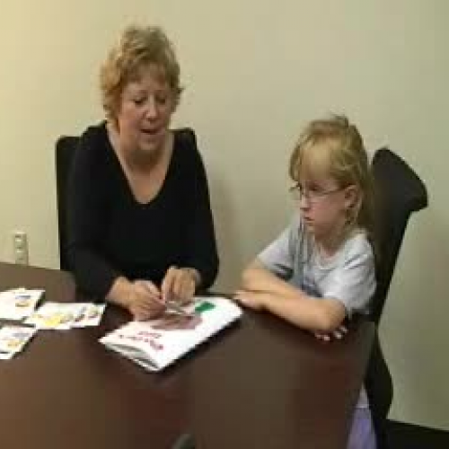 Childhood Apraxia Intervention with Phonic Fa