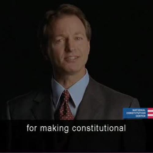 We wrestle with democratic freedoms arguing i