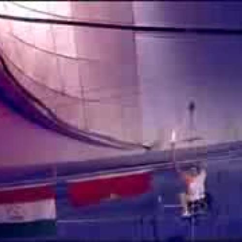 Opening Ceremony Paralympics 2008
