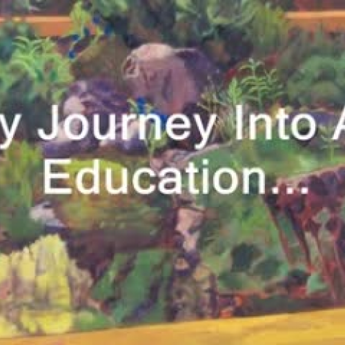 My Journey Into Art Education