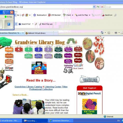Virtual Library Exploration 2