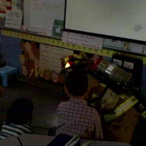 Fireman Chris