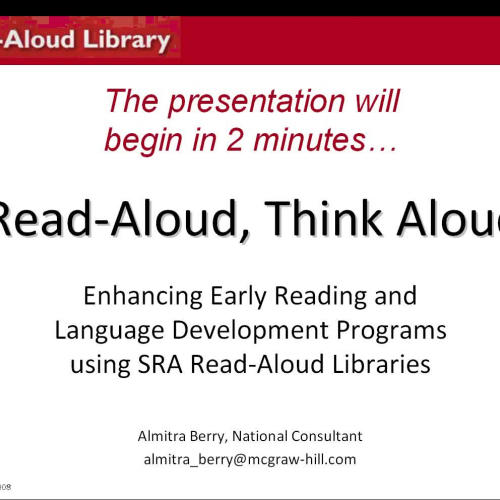 Read-Aloud Libraries for Direct Instruction R