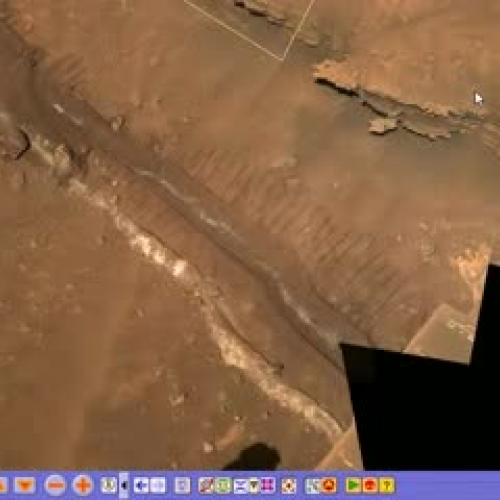Mars Rover Mission 3D - McMurdo Panorama