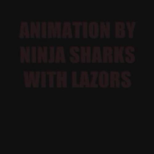 ninja sharks with lazors action film 1