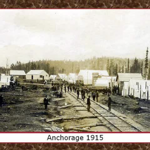 Anchorage School District History