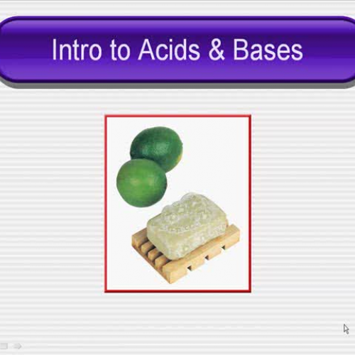 MGM AP Chemistry 2 Introduction to Acids and