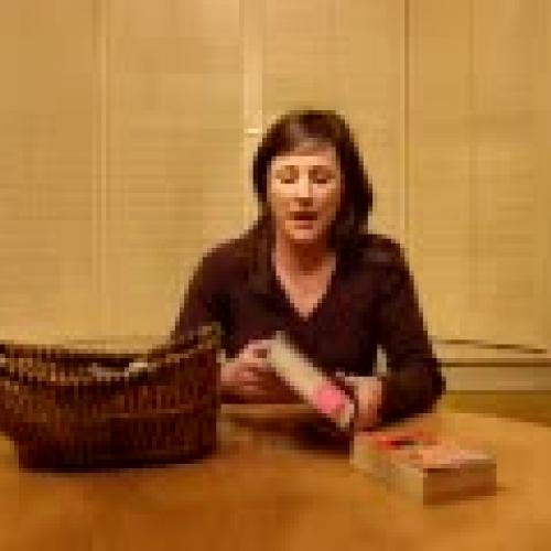 Book Repair Video by Leah Smith