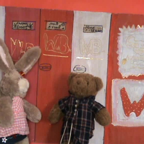 Bear School Musical