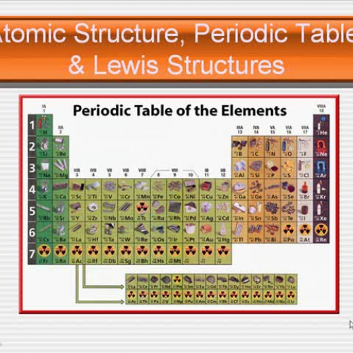 MGM AP Chemistry 3 Structure and Nuclear Chem