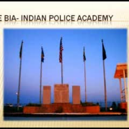 BIA Indian Police Academy