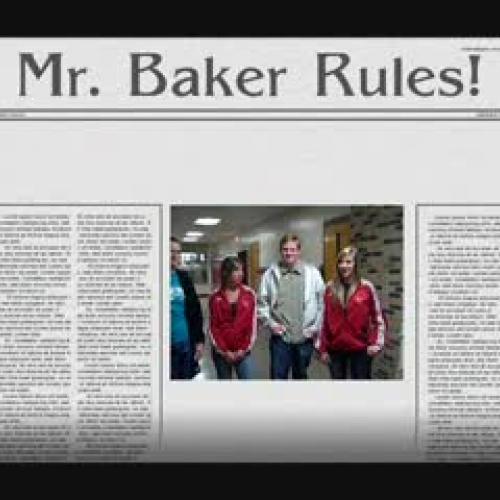 Teacher Appreciation Video - Baker/Bassett/Br
