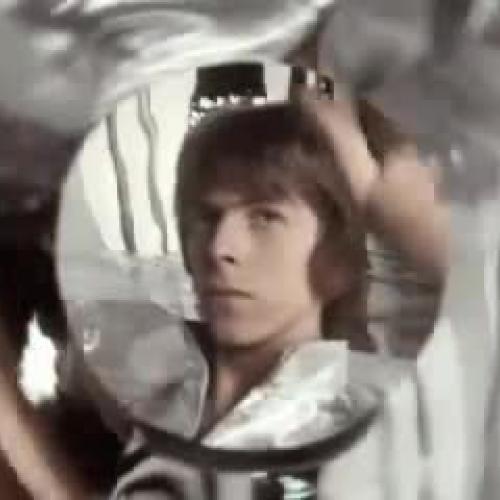 """David Bowie """"Space Oddity"""" 1969"""