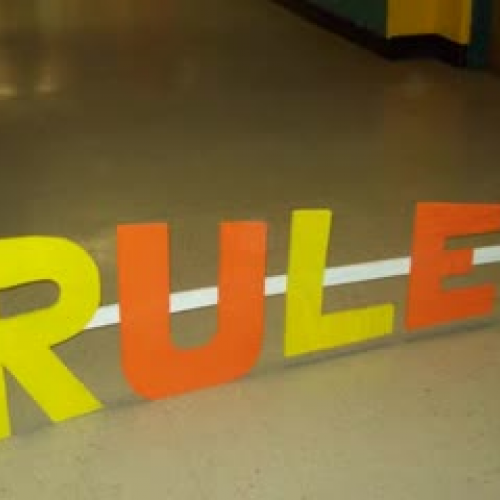 DMS Rules Day by Mr. Spence 6/23/09