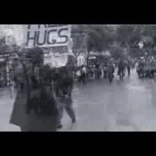 Free Hugs Campaign - Official Page (music by