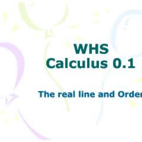 0.1 Calculus podcast