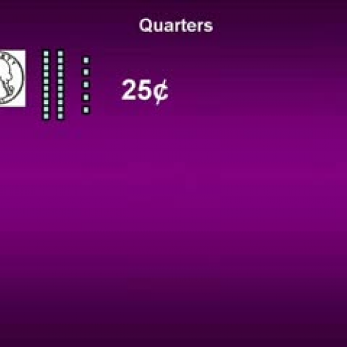 Counting with Quarters