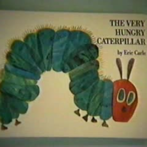 Very Hungry Caterpillar WORD
