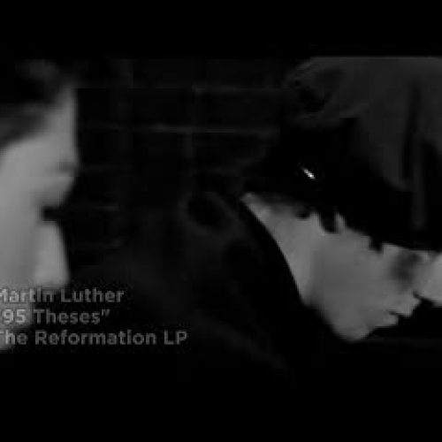 95 Theses Rap