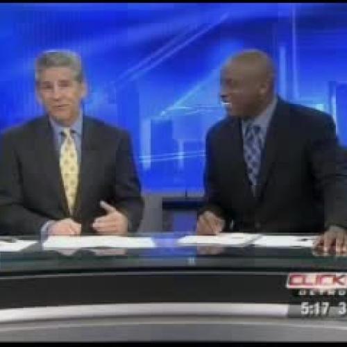 Mr. Duey Channel 4 News