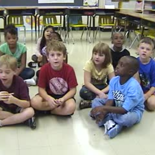 Class Song of the Room 5 Jaguars
